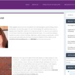 Content Strategist | Sample Work | Web Content